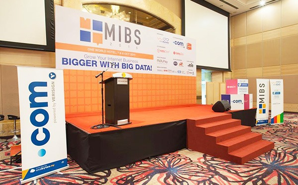 MOLPay Event - Malaysia Internet Business Summit 2015