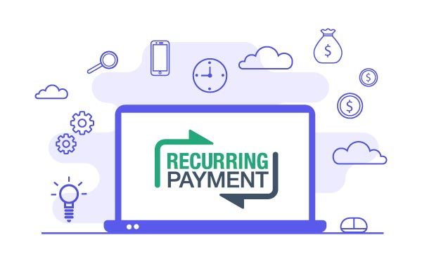 Roles of Recurring Payment