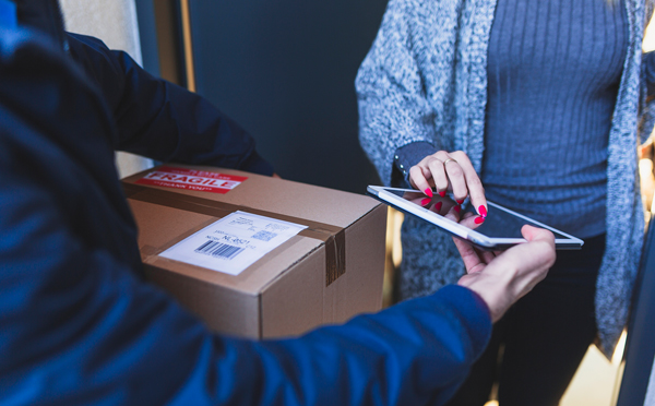 Online Payment for Home Delivery