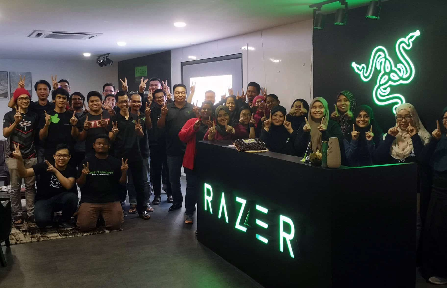 Razer Merchant Services History-Making on the massive 11.11 sales