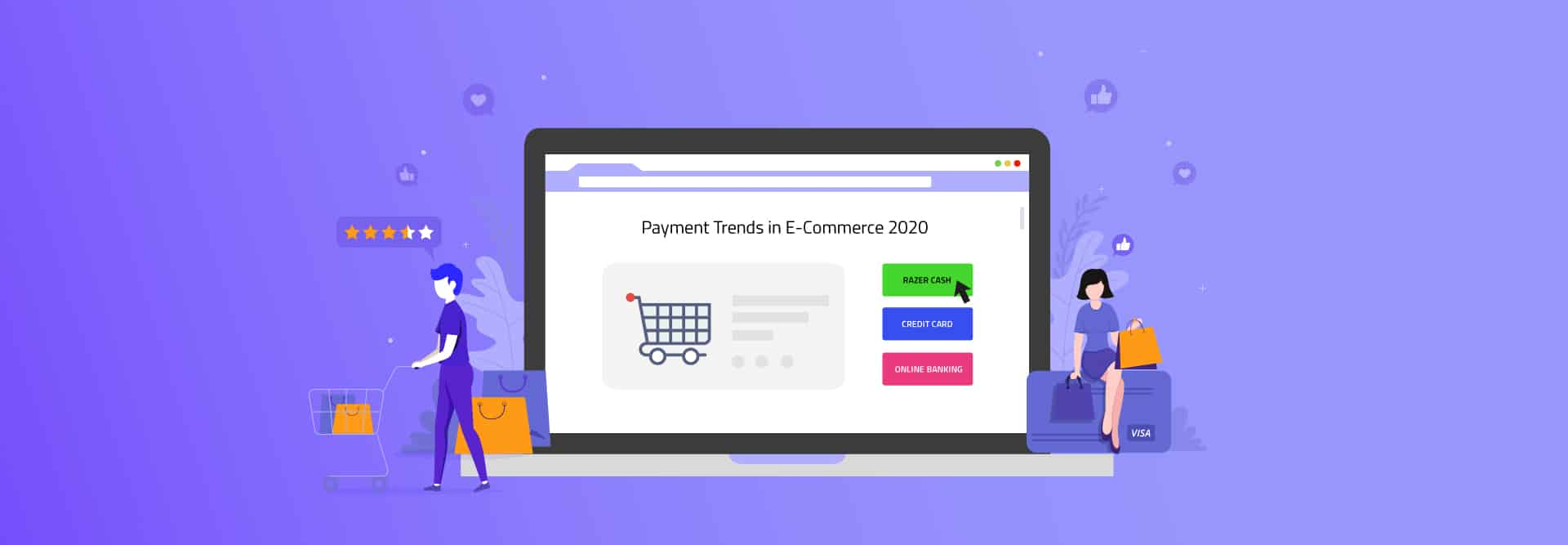 5 Payment Trends in E-Commerce to Watch out for in 2020