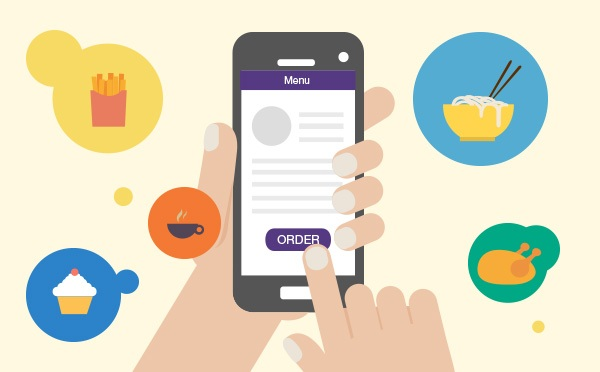 Food Mobile Apps Powered by MOLPay Mobile Payment Feature