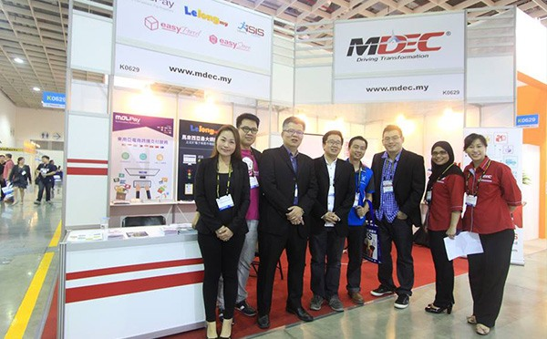 MOLPay Event - eCommerce Expo Asia