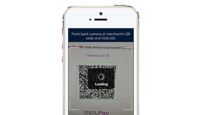 Scan the QR code with your phone