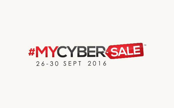 #MYCYBERSALE 2016 is back!