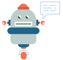 E-commerce in 2017 uses Chatbots