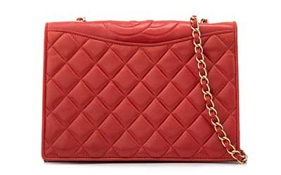 Chanel Quilted Leather Crossbody
