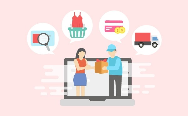 Lure offline shoppers to online shop
