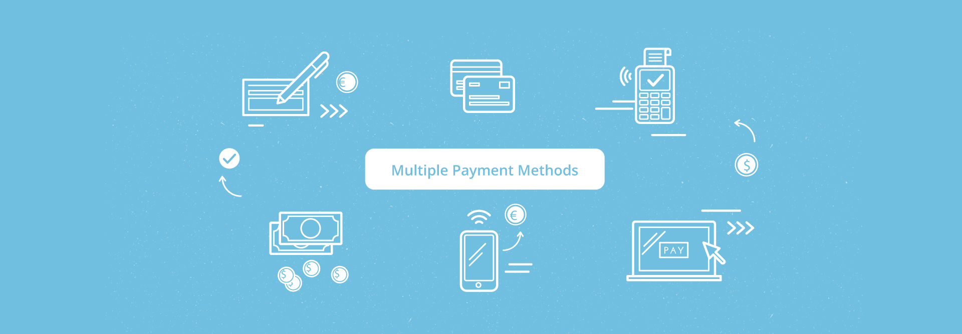 The Reasons to Accept Multiple Payment Methods