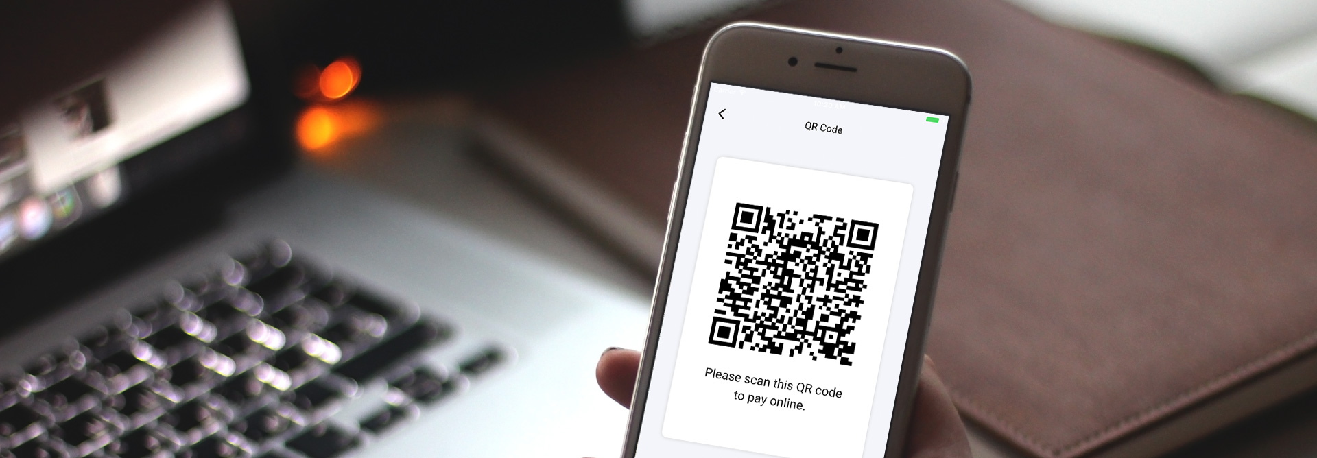 Want to accept QR Code payment? Here's how!